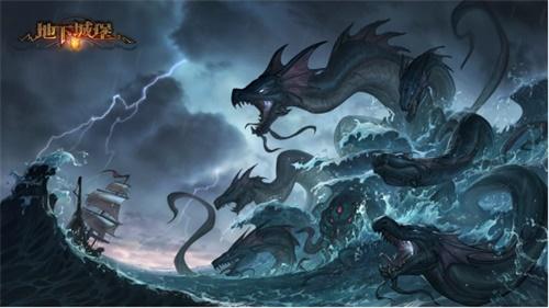 《地下城堡2》主线图21开启!一起穿越飓风之海