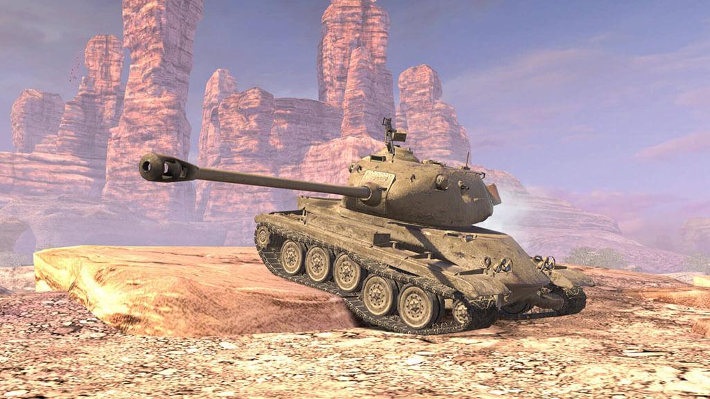 《坦克世界闪击战》M系新战车线、画质升级,7周年福利活动开启!