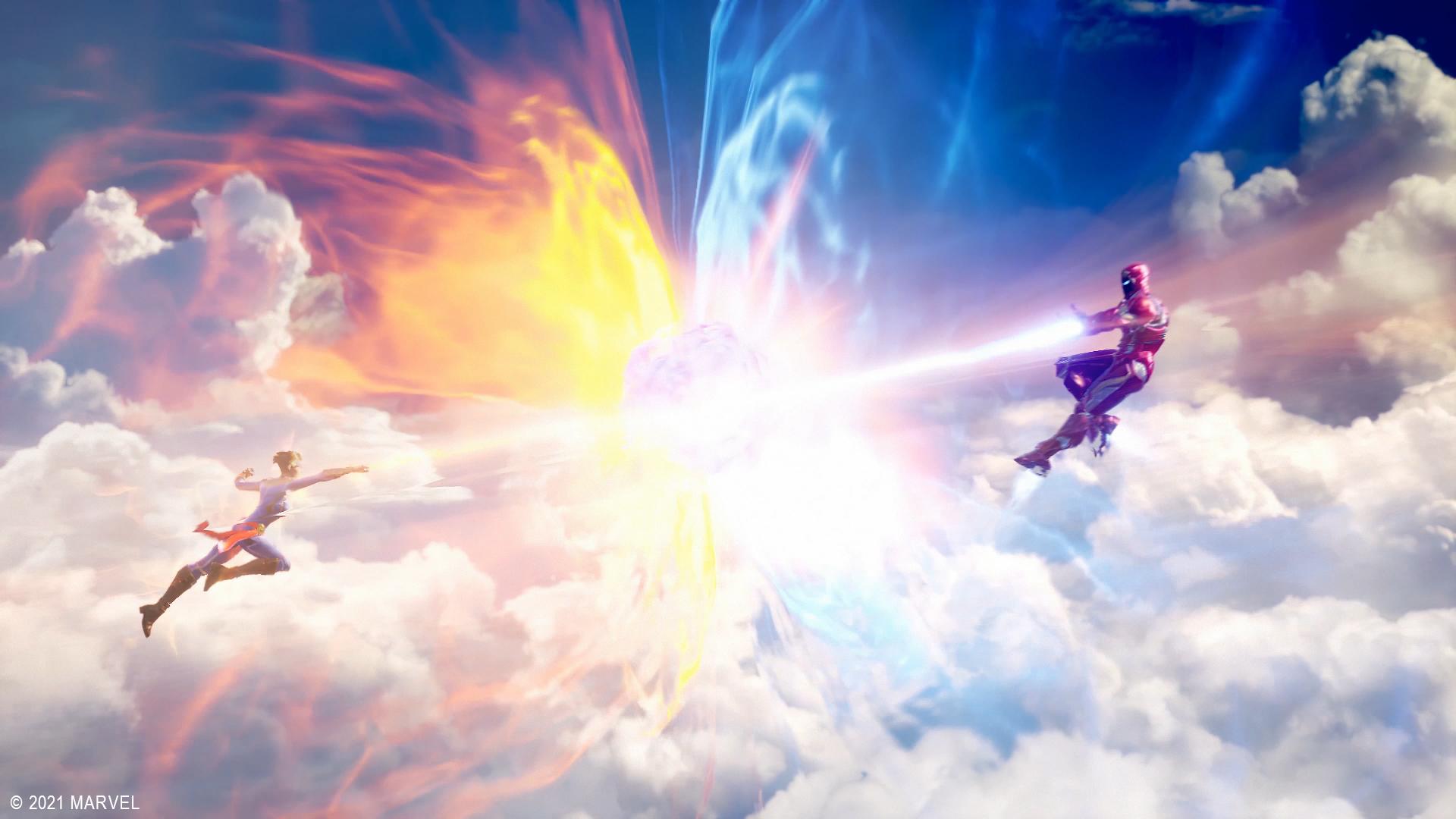 《漫威超级战争》iOS预定正式开启,全平台不限号测试定档7月15日