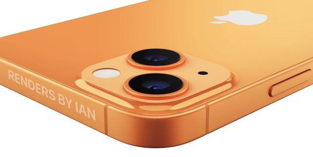iphone13外观一览