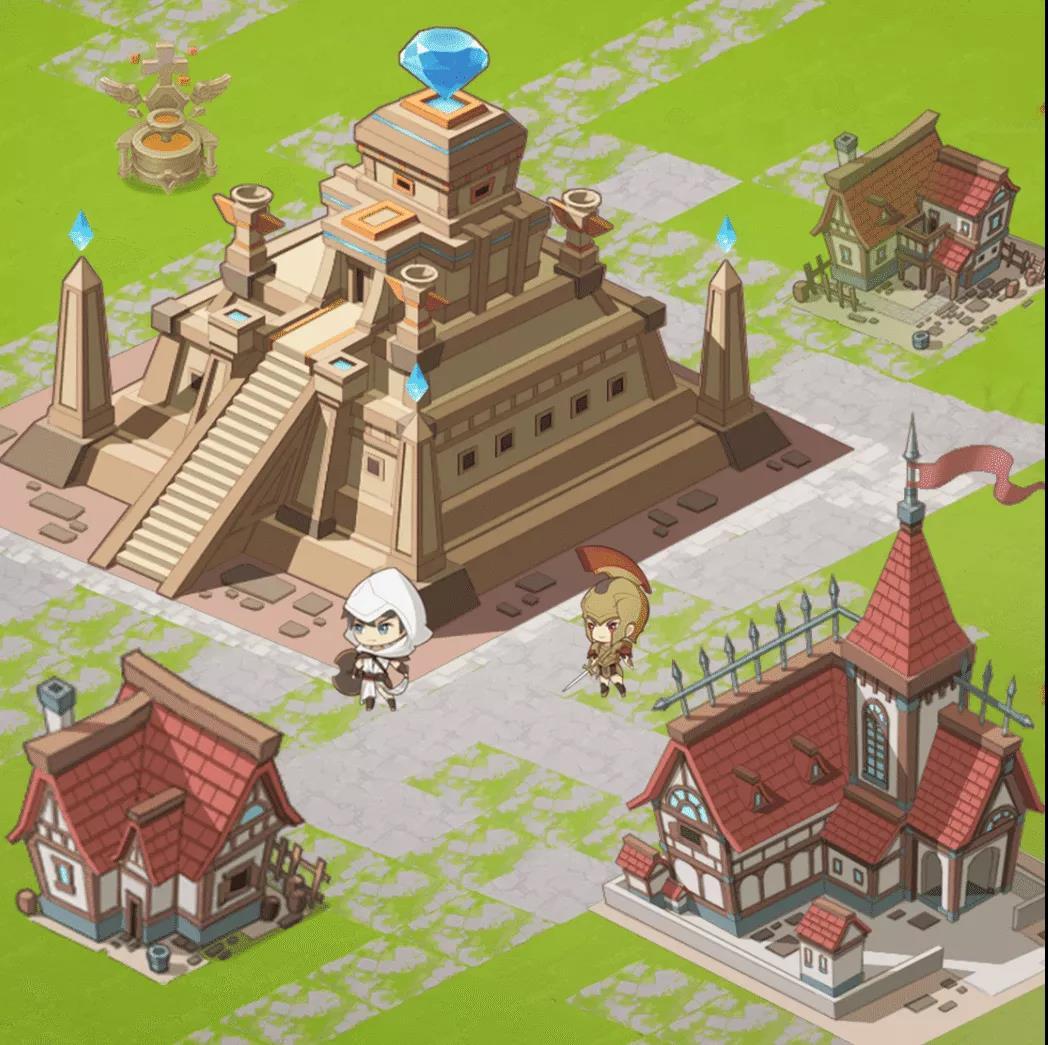 《闪烁之光》三方势力GVG混战!「神遗之城」玩法全攻略