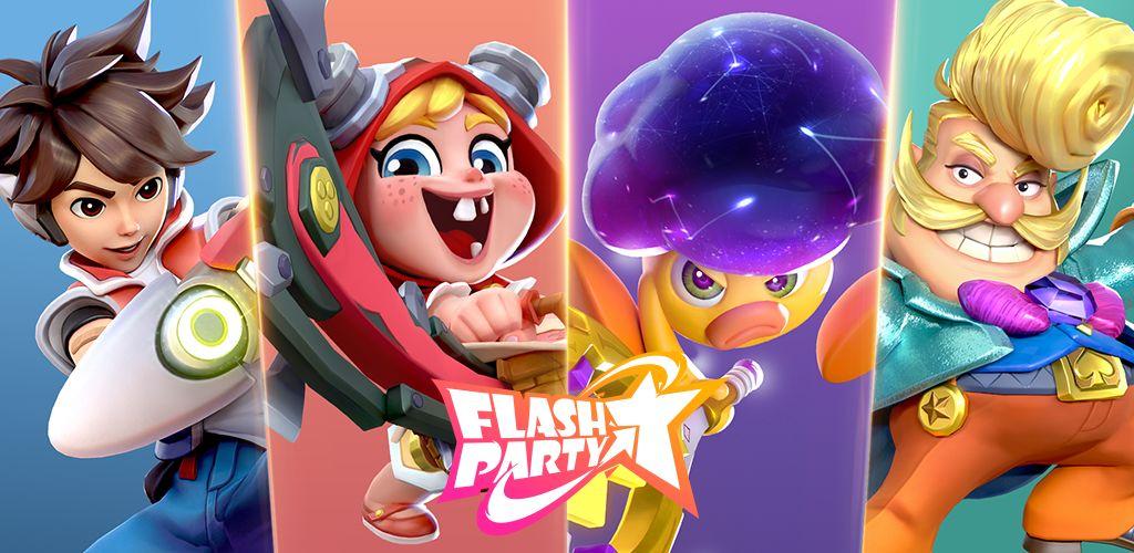 TapTap发布会上数它最欢乐,这是来自《Flash Party》的邀请!
