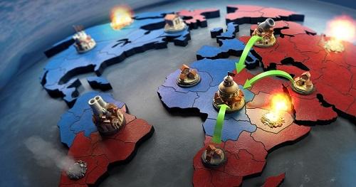 维京传奇《战争与文明》征服者来袭