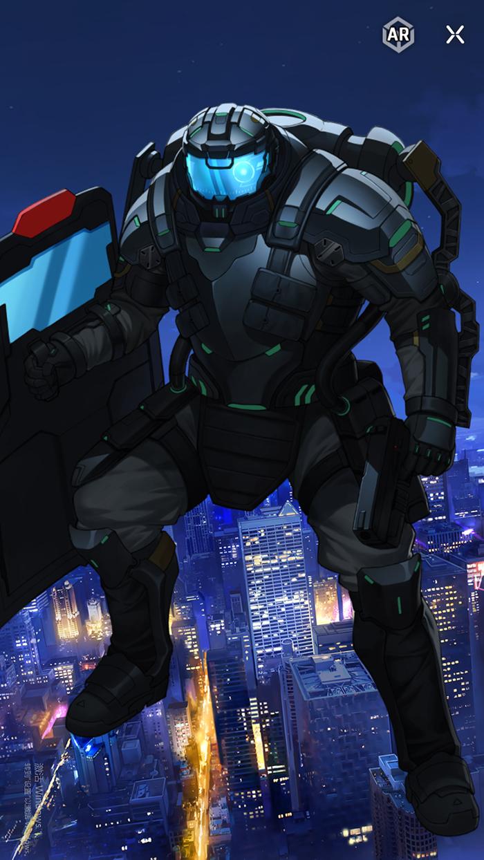 《异界事务所》力量支配者x2角色介绍