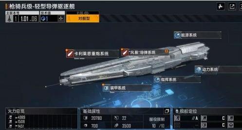 《无尽的拉格朗日》战舰等级作用介绍