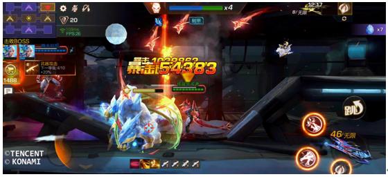《魂斗罗:归来》异星迷航1-5通关攻略