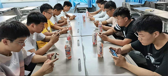 动感地带5G校园先锋赛河北赛区线上海选赛燃战开启