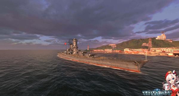 《雷霆海战》十级战舰等待各位舰长指挥 大和战列舰首曝