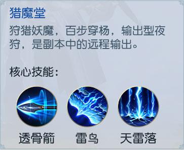 《镇魔曲》手游六大职业全面分析