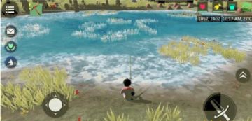 创造与魔法怎么钓鱼