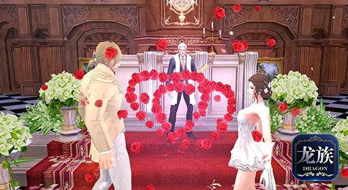 缔造七夕美好情缘《龙族世界》结婚系统全新上线
