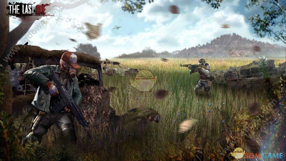《丛林法则:绝地大逃杀》武器种类介绍