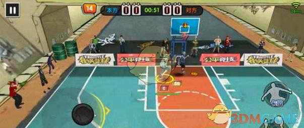 《街头篮球手游》卡位技巧攻略详解