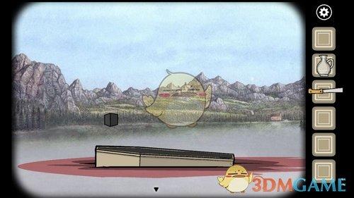 《锈湖:天堂岛》第1关攻略