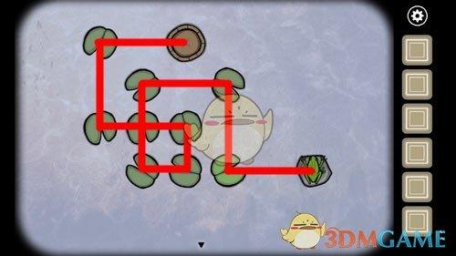 《锈湖:天堂岛》第2关攻略