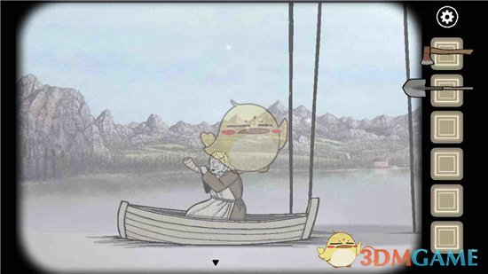 《锈湖:天堂岛》第8关攻略