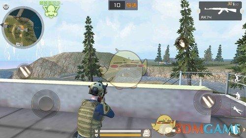 《全境戒备》北山岗区域玩法技巧