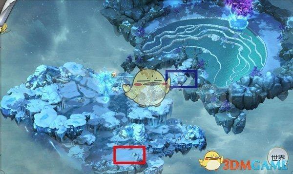 《镇魔曲》红图快速刷资源技巧一览
