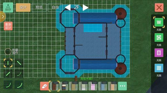 在创造与魔法中可以自己设计建筑,今天小编为大家带来创造与魔法黑色小城堡设计图纸,创造与魔法建筑设计图与外观效果,想知道如何设计建造黑色小城堡吗?那就一起来看看吧!