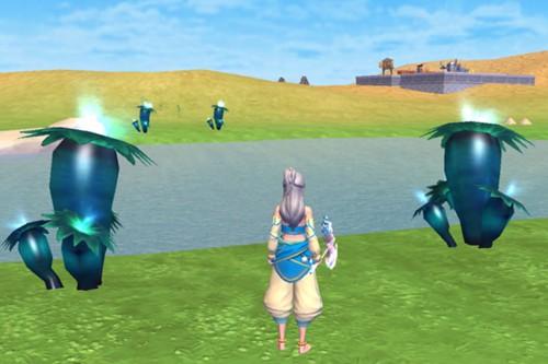 《创造与魔法》蓝色荧光粉有什么用?蓝色荧光粉位置分布