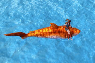 《创造与魔法》虎皮鲨图鉴