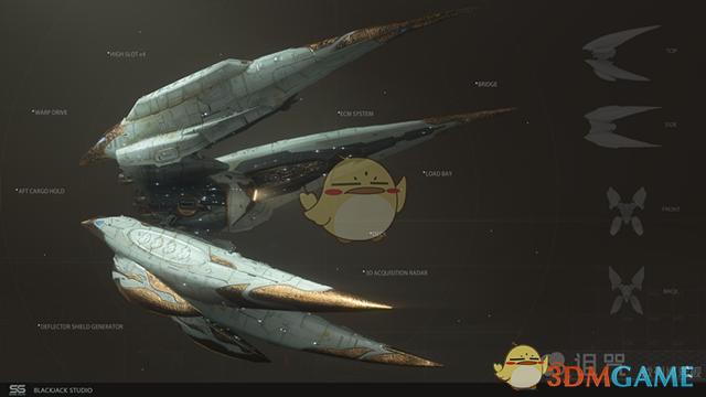 《第二银河》战巡型舰船属性作用介绍