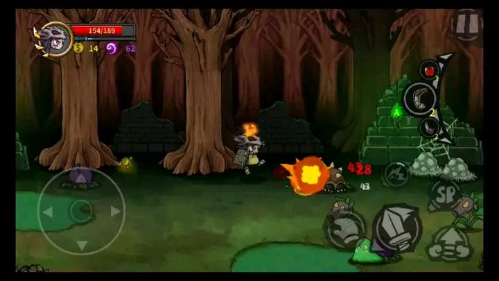 《失落城堡》手游剑盾类武器心得
