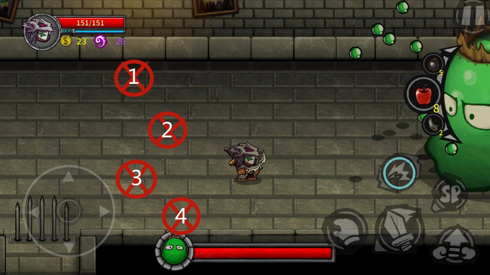《失落城堡》巨型史莱姆打法攻略心得