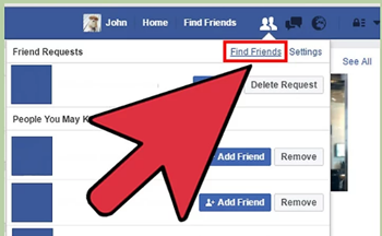 《Facebook》添加好友方法教程