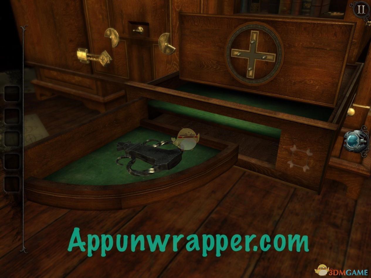 《迷室:往逝》第2关图文攻略——房间二研究室