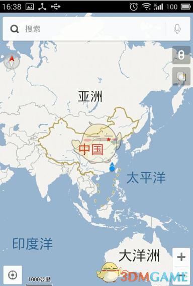 《百度导航》离线地图下载方法