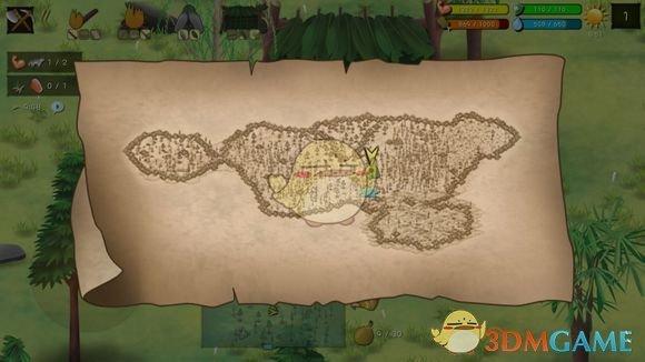 《挨饿荒野》泰国丛林攻略