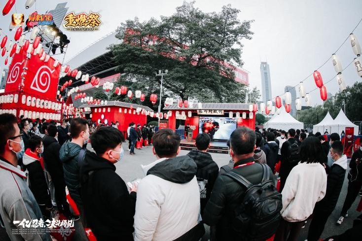 《火影忍者》手游五周年重燃祭:张韶涵、尹正惊艳亮相,小豪三度问鼎年度总决赛