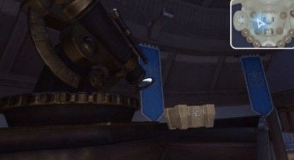 《天谕手游》冒险提升宝箱位置一览