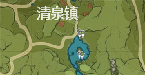 《原神》香菱烹饪比赛食材分布位置一览