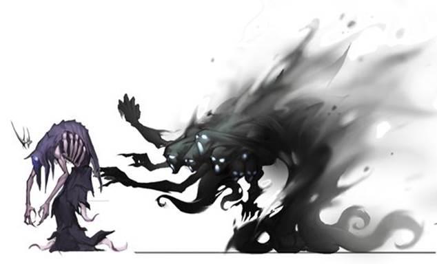 《旧日传说》暗影形成方法介绍
