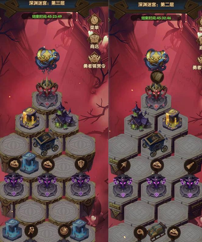 《剑与远征》深渊迷宫新增地块玩法攻略