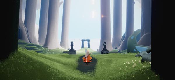 《光遇》雨林神庙具体位置