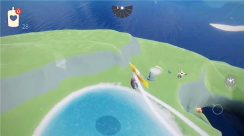 《光遇》圣域群岛打坐位置介绍