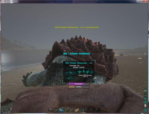 方舟怎么驯服恐龙
