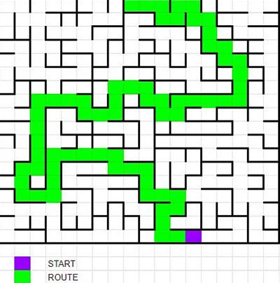 《炉石传说》德鲁伊谜题迷宫解法介绍