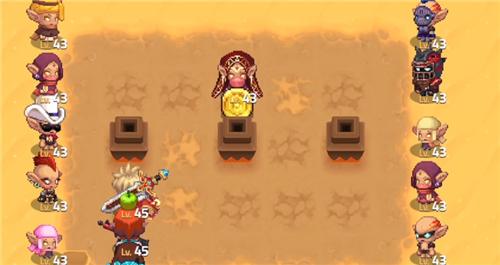 《坎公骑冠剑》沙漠中的占卜师任务攻略